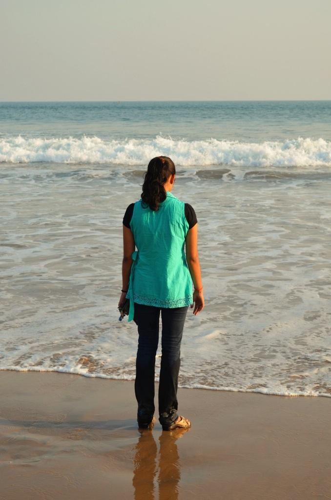 Иллюзорная прогулка по воде (10 фото)